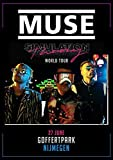 Muse Simulation Theory 2019 World Tour Foto Poster Band Us