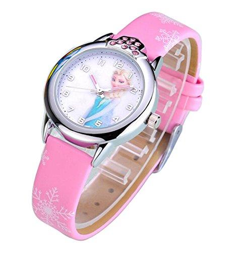 disney-frozen-children-kids-cartoon-watches-leather-watch-wpktwbs001p