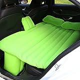 Car bed HUO Multifunktions Auto Bed Inflation Matratze Im Freien Kissen Reisen Camping (Farbe : Grün)