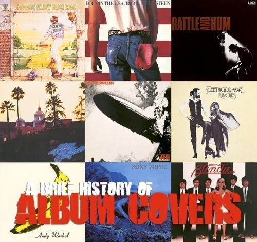A Brief History of Album Covers Cover Image