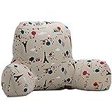 Teckpeak Mini Kinder Orthopädisches Rücken-Kissen Nackenkissen Lordosenstütze Stützkissen Für Das Auto Office Bett Büro-Stuhl und Sofa