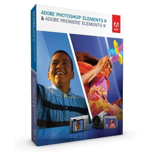 Adobe Photoshop Elements 9 & Adobe Premiere Elements 9