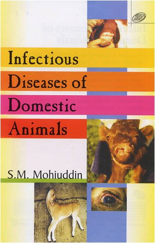 Infectious Diseases of Domestic Animals por S.M. Mohiuddin