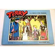 Terry et les Pirates - La mine d'or perdue