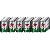 Heineken Beer Cans, 24 x 330 ml