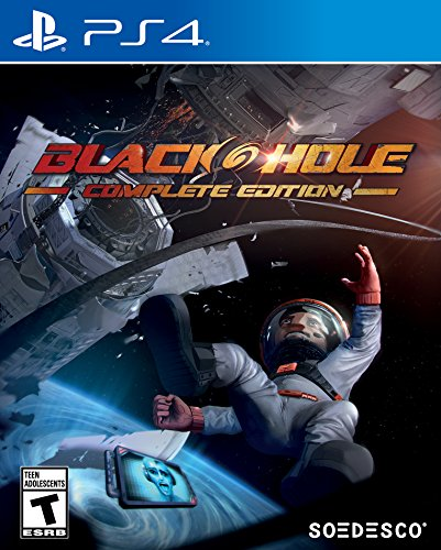 Soedesco Black hole: Complete Edition – PlayStation 4 516ClU7fTXL