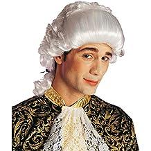 Barroco rococó de la peluca de la peluca de la peluca de estilo barroco y rococó