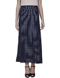 FRANCLO Women's Flarey Skirt