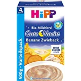 Hipp bonsoir Mash biscuits de bananes 500g