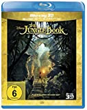 DVD Cover 'The Jungle Book 3D+ 2D [3D Blu-ray]