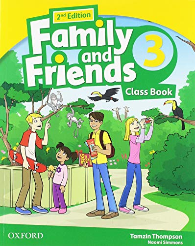 Family and Friends 2nd Edition 3. Class Book Pack. Revised Edition (Family & Friends Second Edition)