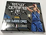 2016/17 Panini Totally Certified Basketball Hobby Box NBA