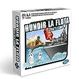 Hasbro Gaming- Hasbro Hundir la Flota, Juego de Tablero, Multicolor (A3264B09)