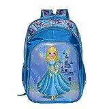 Tinytot Designer 32 L Hi Storage School Backpack/School Bag for Girls (Multicolor)