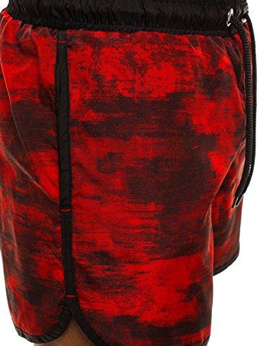 OZONEE Herren Badeshorts Kurzhose Badehose Schwimmhose Schwimmshorts Shorts Camouflage ATHLETIC 0732 ATH-0732-2