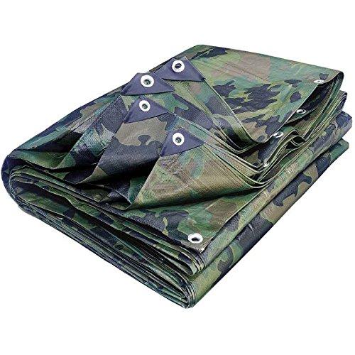 Bâche de camouflage 130 g/m² 3,6 x 5 m