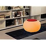 Gowe Control Remoto Bubble LED para exteriores impermeable Mesa de café luz LED Multi–redondo moderno Tambor Muebles para interior/exterior