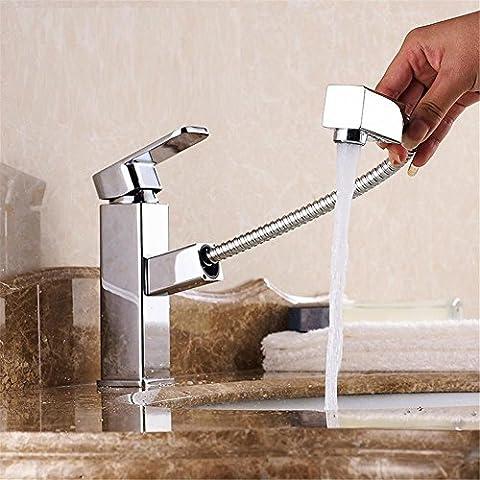 modylee rame pull tipo armadietto bagno con motivo calda e fredda vestito rubinetto rubinetto