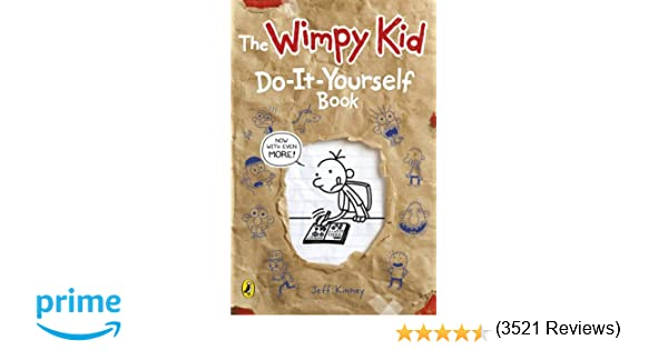Diary of a wimpy kid do it yourself book amazon jeff diary of a wimpy kid do it yourself book amazon jeff kinney 9780141339665 books solutioingenieria Gallery