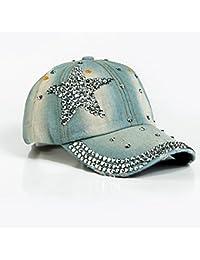 GYH MaoZi LJHA Gorra de béisbol al Aire Libre Gorra Transpirable Sombrero  de Vaquero Sombrero de Visera Gorra de Verano Femenina… c9c2e663ae4