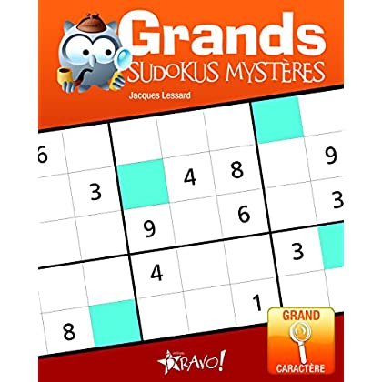 Grand sudokus mystères