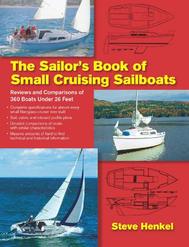The Sailor\'s Book of Small Cruising Sailboats: Reviews and Comparisons of 360 Boats Under 26 Feet (English Edition)