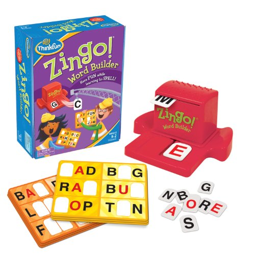 ThinkFun Zingo Word Builder