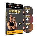 Mark Lauren Focus 15| Körpergewicht Core, Beine & Butt, und Oberkörper Workout-DVD 's für Damen und Herren