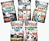 Tess Gerritsen Rizzoli und Isles Serie