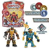 Gormiti–12cm articulated action figures with Function, Assorted Models (Giochi Preziosi grm02000)-1 Piece