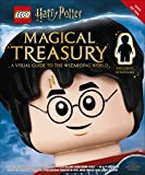 LEGO Harry PotterTM Magical Treasury (with exclusive LEGO minifigure): A Visual Guide to the Wizarding World