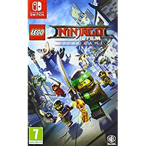 Lego Ninjago Il Film Videogame - Nintendo Switch + Minifigure Lego Movie 2 Games Emmet LEGO