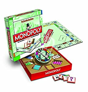 Chocolat Jeu Monopoly, 1er Pack (1x 144g)