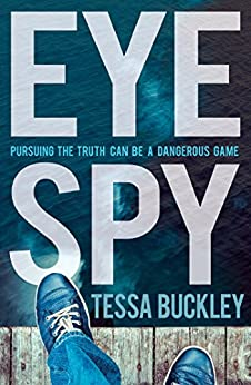 Book cover image for Eye Spy