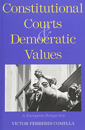 Constitutional Courts and Democratic Values: A European Perspective