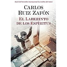 El Laberinto de Los Espiritus (Cementerio de los Libros Olvidados)