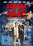 DVD Cover 'School of the Living Dead - Nachsitzen mit Zombies (Uncut Zombie-Edition)