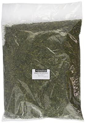 JustIngredients Essential Thé vert sencha (Green Tea Sencha) 1kg