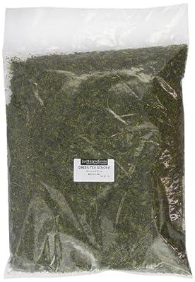 JustIngredients Essential Thé vert sencha (Green Tea Sencha) 1kg