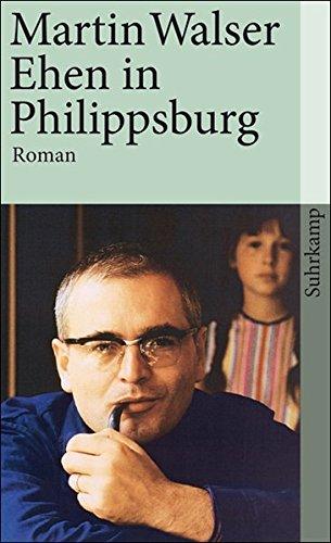 Buchseite und Rezensionen zu 'Ehen in Philippsburg' von Martin Walser