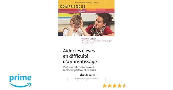 Aider les élèves en difficulté (Master class) (French Edition)