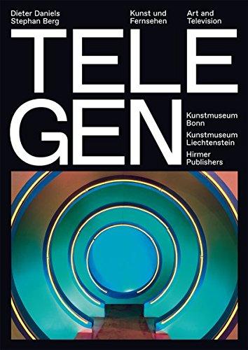TeleGen: Art and Television par Dieter Daniels, Stephan Berg