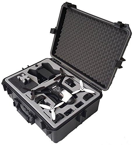 Koffer / Transportkoffer speziell für Parrot Bebop 2 FPV - Sky Controller 2 und Videobrille von MC- DAS ORIGINAL (Bebop 2 FPV)