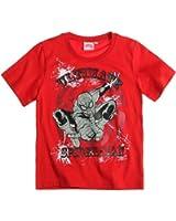 Spiderman T-Shirt Kurzarm in 3 Varianten und 5 Größen