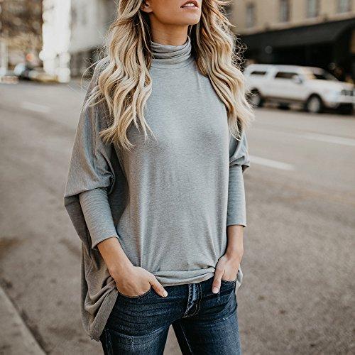 Roiper - Sweat-shirt - Femme Vert kaki taille unique Gris