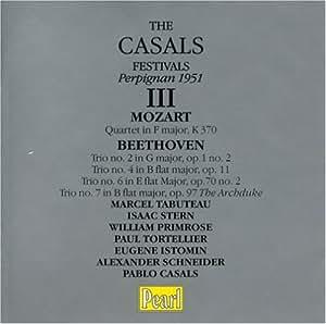 Casals Festivals Vol.3