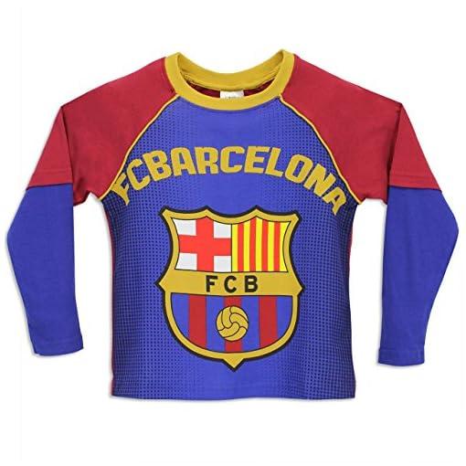 e68de1f02c1b7 Barcelona F.C. - Pijama para Niños - Barcelona FC - Compra pijamas y  zapatillas casa