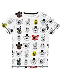 Five Nights At Freddys Camiseta Para Niño
