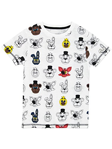 five-nights-at-freddys-boys-five-nights-at-freddys-t-shirt-age-11-to-12-years