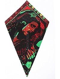 Bandana Bob Marley Guitar / Gitarre Kopf / Hals-Schal